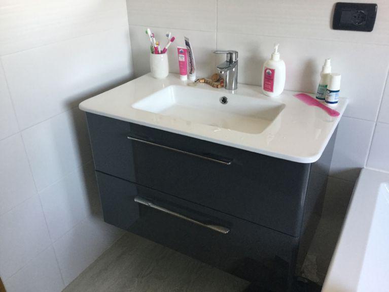 Lavandino per bagno